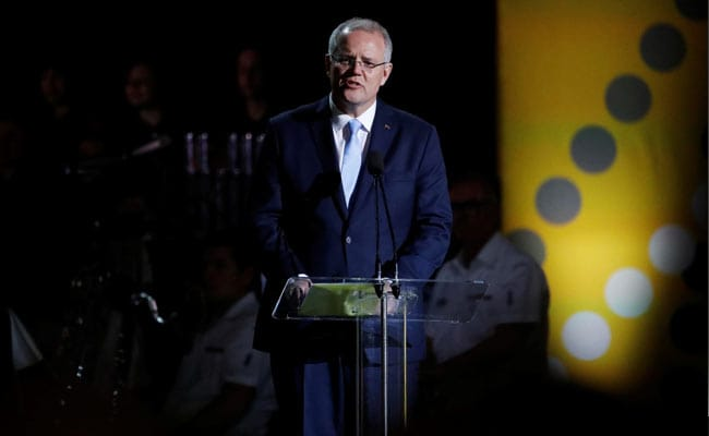 Australian Prime Minister To Attend Glasgow Climate Summit