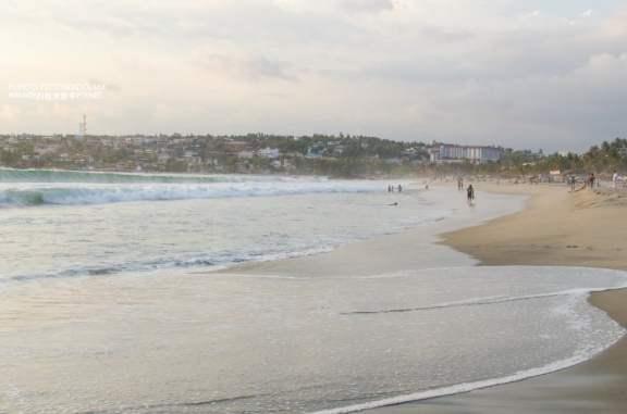 Zicatela Beach