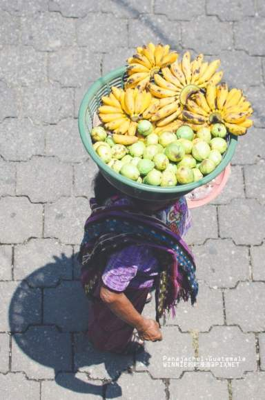 Fruit Lady