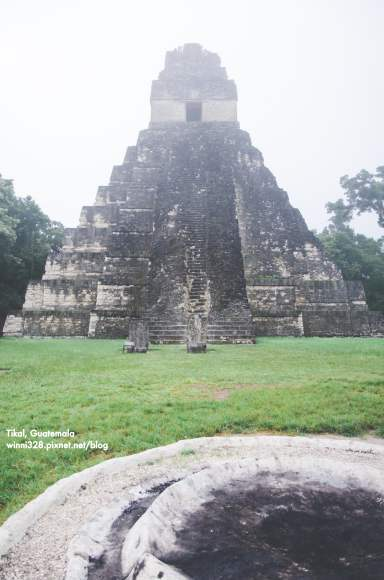 Temple 1 at Tikal