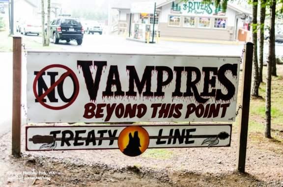 Please, No Vampires