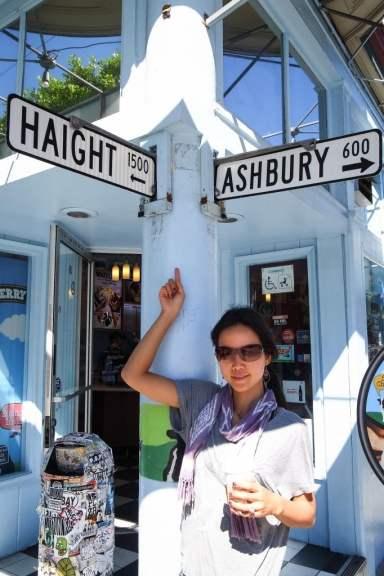 Haight & Ashbury