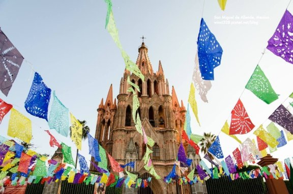 San Miguel de Allende is All Dressed Up for the Day of the Dead