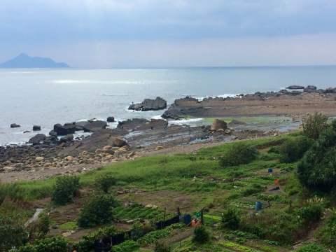 Taiwan's NE Coast