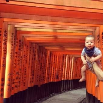The Gates of Fushimi Inari