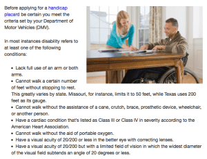Screenshot 1.2 from http://www.dmv.org/articles/how-to-apply-for-a-temporary-disabilityhandicap-placard/