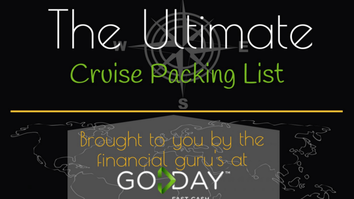Ultimate Packing List Thumbnail - GoDay.ca