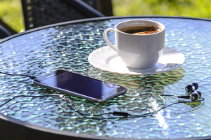 Table with Coffee