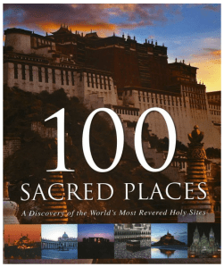 Amazon.com 100 SACRED PLACES 9781407596044 Parragon Books Books