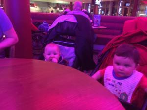 Center Parcs Woburn pub quiz babies