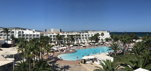 playa d'en bossa ibiza with kids GRAND PALLADIUM WHITE ISLAND RESORT & SPA