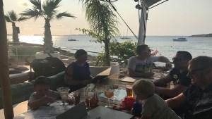 kasbah ibiza with kids ibiza sunset sunset strip