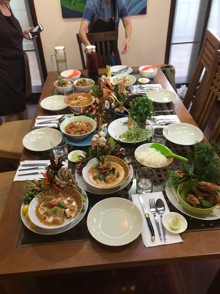 Thai Cooking Class on Koh Samui, Thai Cooking Class, Koh Samui, Godberstravel, Godberboys, kim England, cooking class koh samui, infusion cooking classes samui, thai food