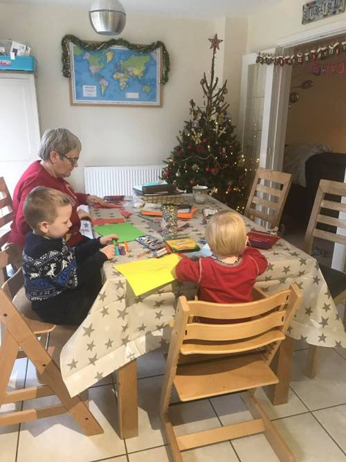 godberstravel, surviving Christmas with young children,