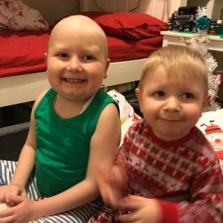 godberstravel, #Donate4Bilbo, Bilbo, childhoodcancer, cancer, leukemia, CLICSargent, giveblood, gofundme, bilbosjourney, our new normal, Christmas 2018
