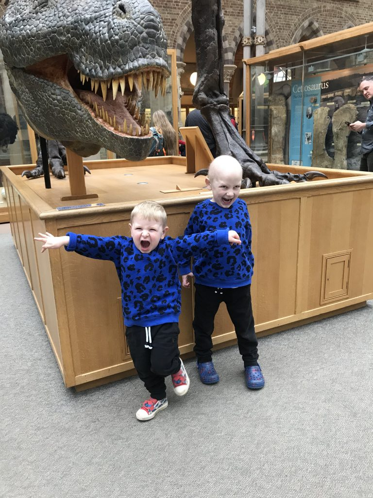 #donate4bilbo, bilbosjourney, childhoodcancer, godberstravel, leukaemia, leukemia, godberboys, dinosaur, natural history museum oxford