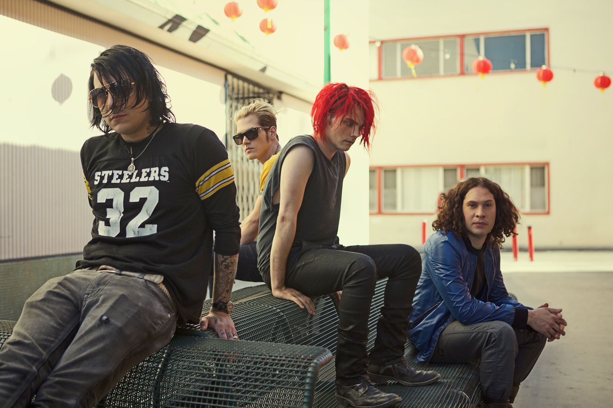 My Chemical Romance At Nottingham Arena February 19 God