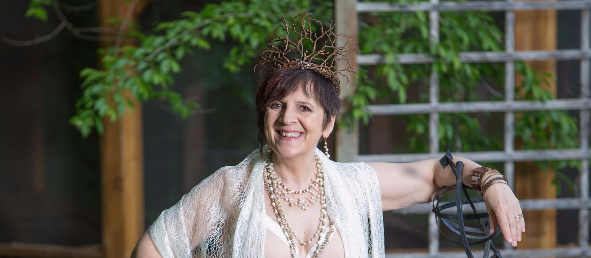 photo of Diane Miller - the Goddess behind Goddess Be Me