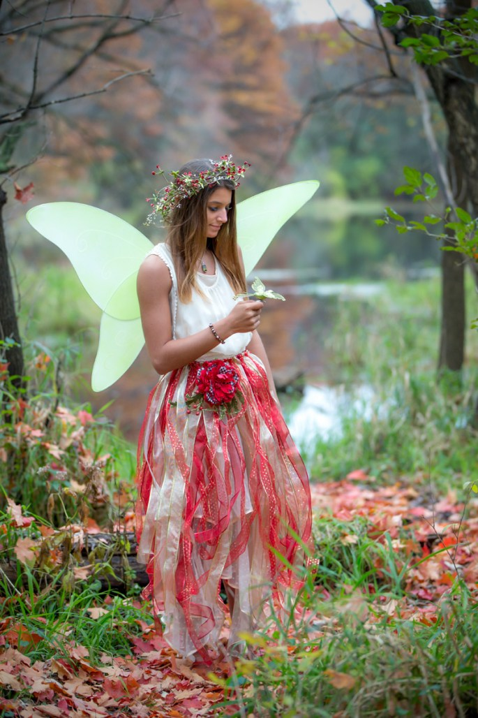 faerie-and-flower