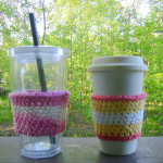 Coffee Cup Cozy - Hooray Crochet