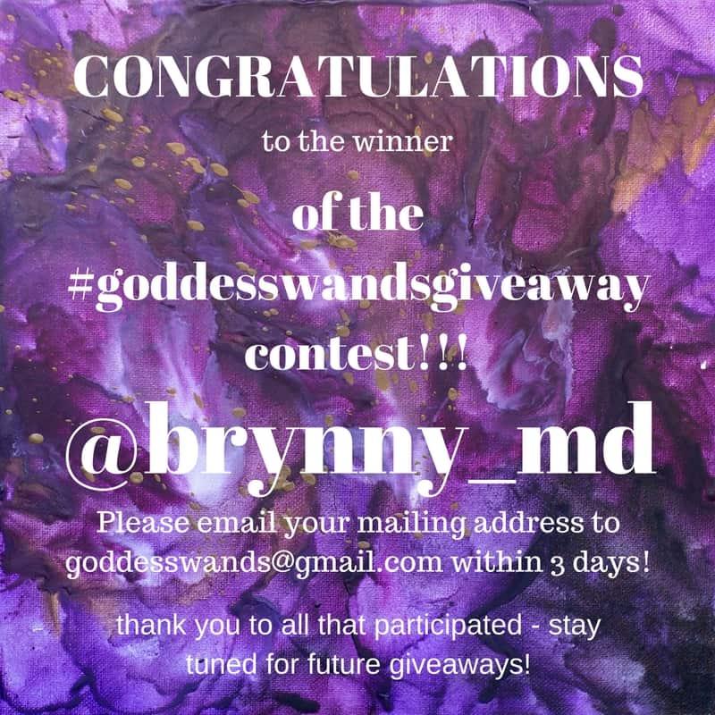 goddess wands giveaway, goddess wands, goddess wand, goddesswands, #goddesswandsgiveaway, rose quartz dildo, pleasure wand, yoni wand, yoni, shakti wand