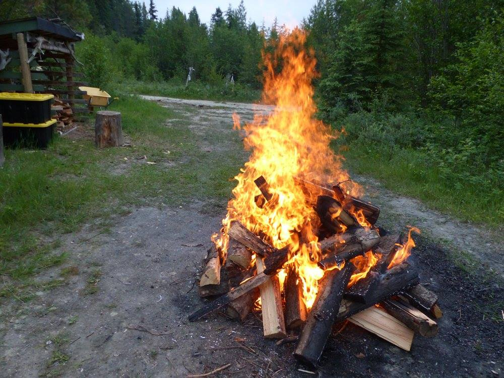 Things I Learned in the Fire... |  My experience with a Fire Walk Ceremony.  Part One