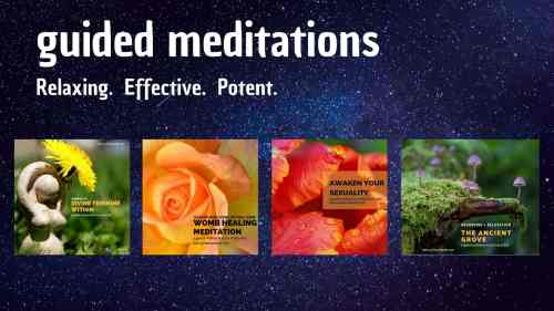 Copy of guided meditations 1