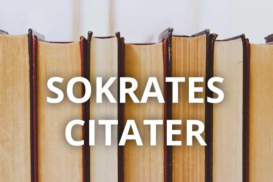 sokrates citater