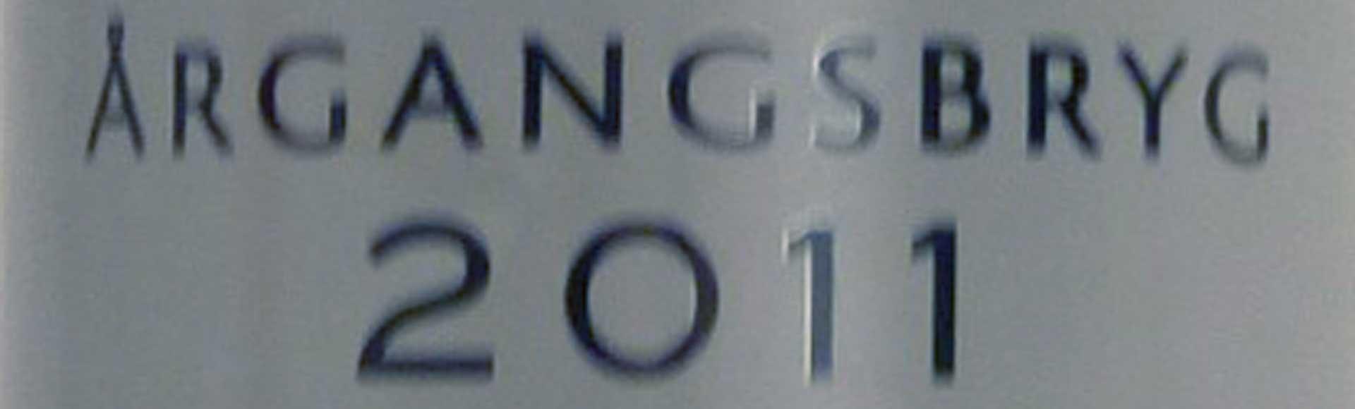 Harboe Årgangsbryg 2011