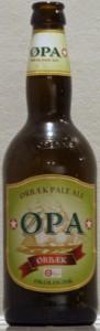 Ørbæk Pale Ale