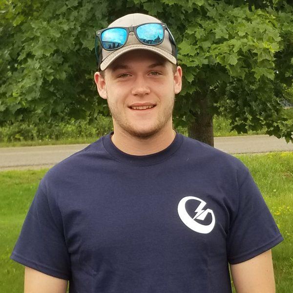 Chris Govier 2018
