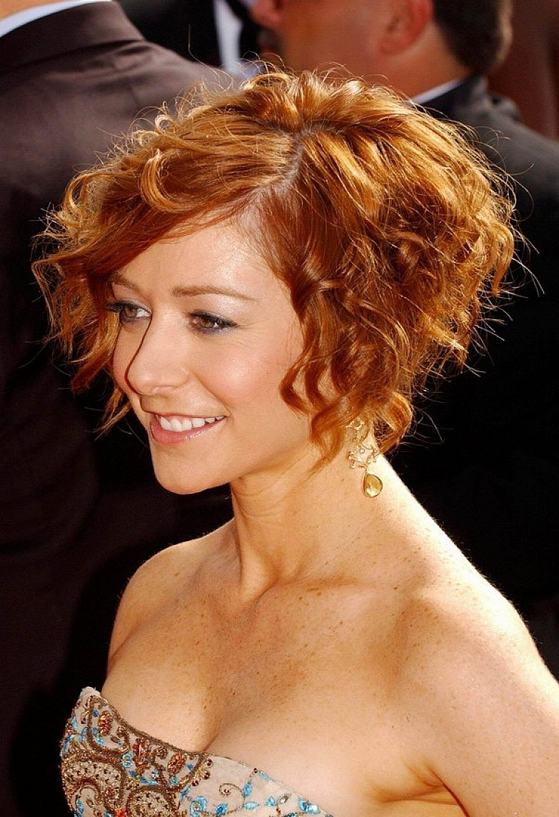 21 Stylish Haircuts For Curly Hair Godfather Style