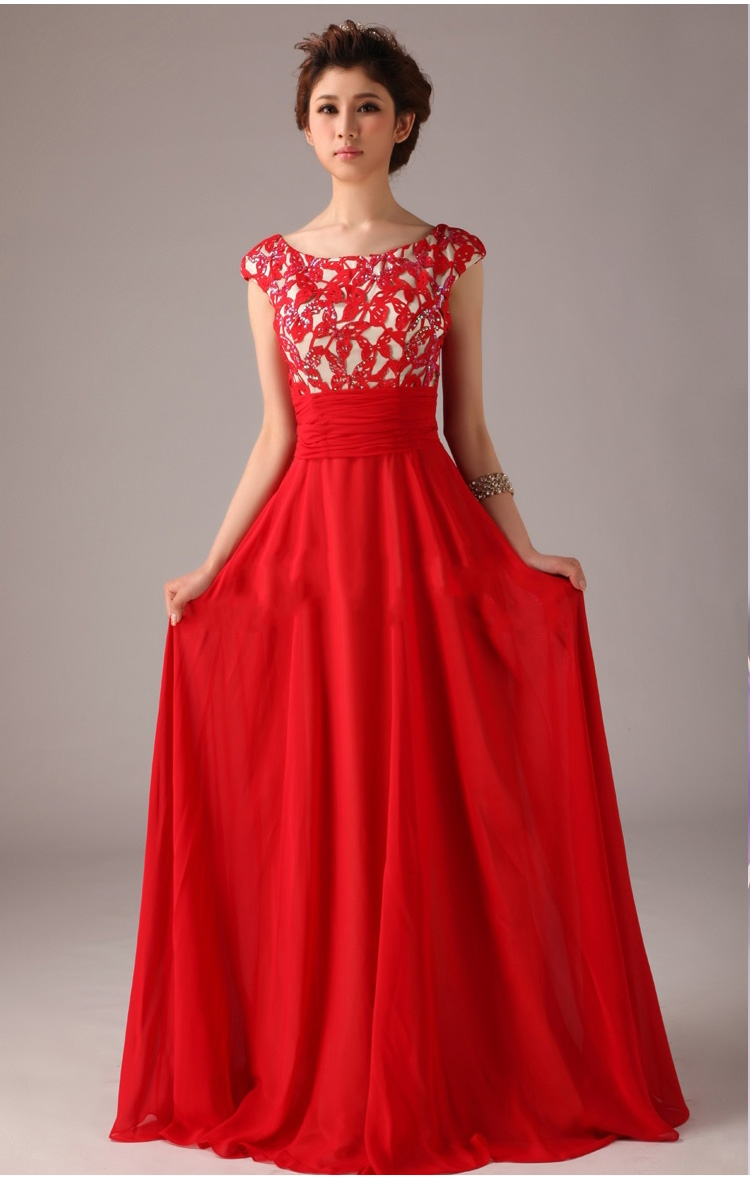 22 LOVELY RED PROM DRESSES FOR THE BEAUTIFUL EVENINGS