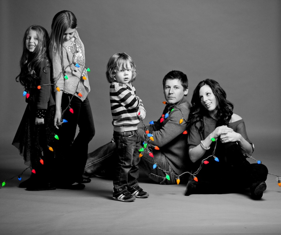 28 EXCEPTIONAL FAMILY PHOTO IDEAS FOR YOUR CHRISTMAS CARDS