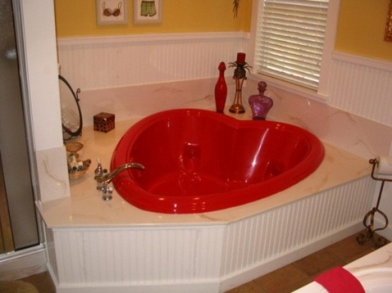 22 COZY VALENTINE BATHROOM DECORATION IDEAS Godfather Style