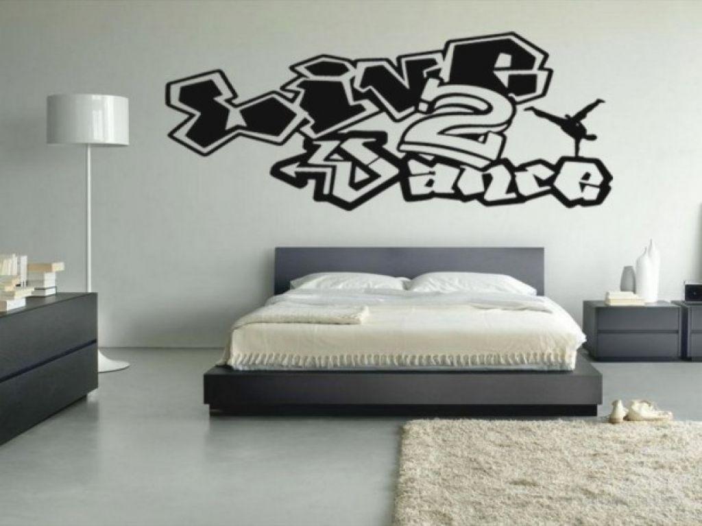 18 GORGEOUS GRAFFITI WALL INTERIOR INSPIRATIONS Godfather Style