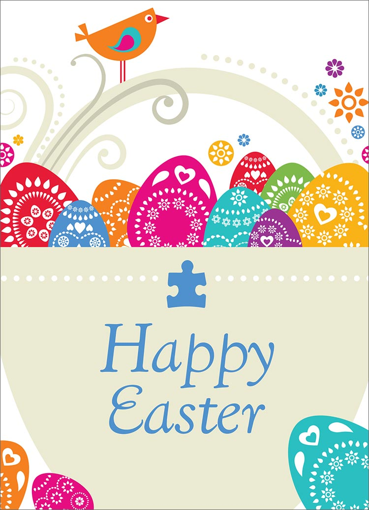 45 CREATIVE EASTER CARD INSPIRATIONS FOR YOUR LOVED ONES