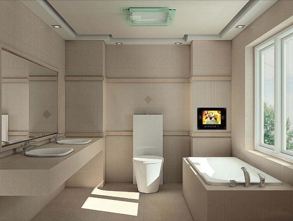 25 Stylish Modern Bathroom Designs Godfather Style