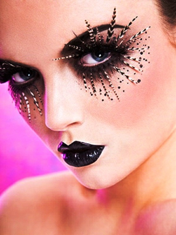 35 PRETTY HOT HALLOWEEN MAKEUP INSPIRATIONS Godfather Style