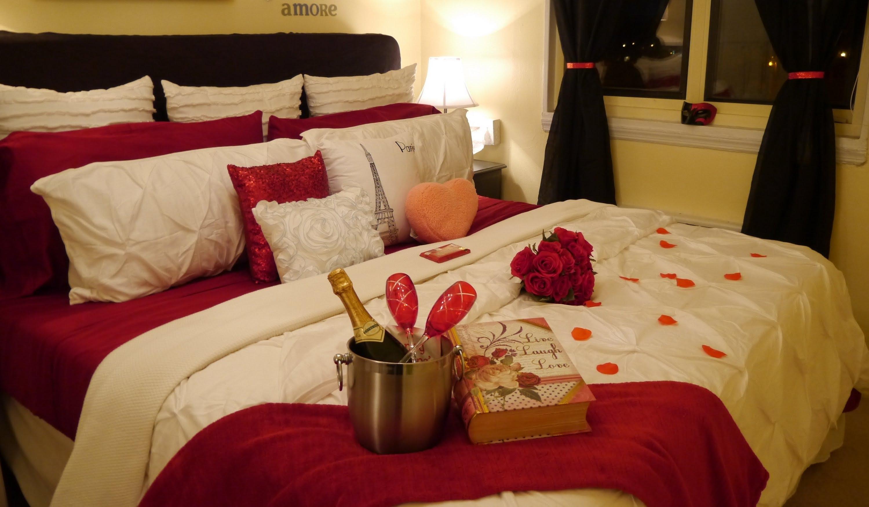 Romantic Hotel Room Setup For Him Novocom Top