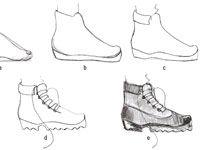 Comment Dessiner Chaussures Mode Para Dummies
