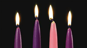 Advent Candles 4