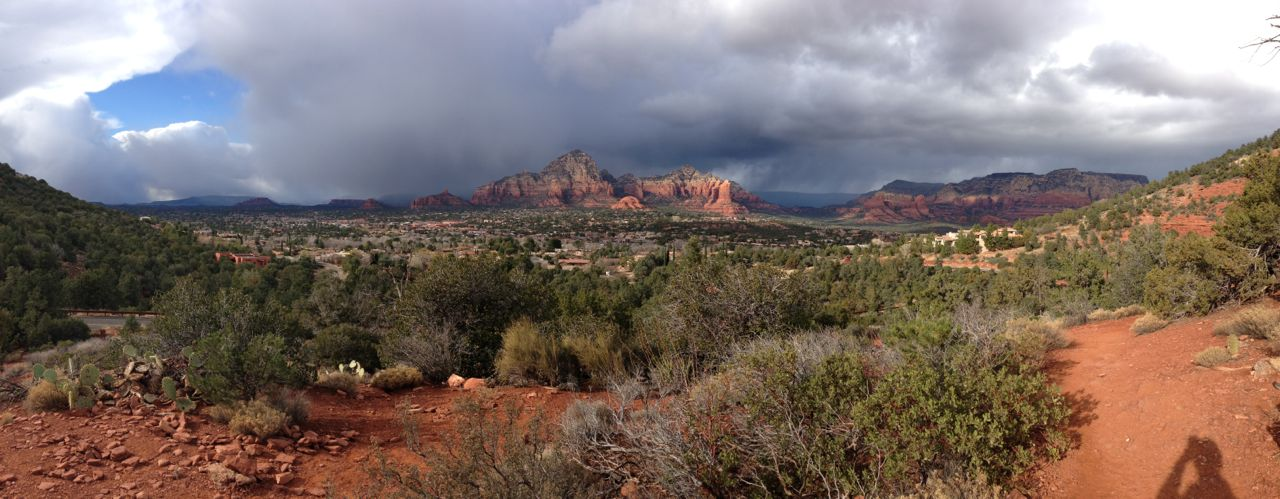 God in the Sedona Vortexes – God In All Things