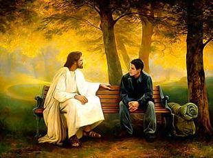 Jesus as friend