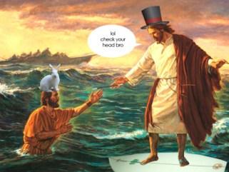 magic jesus