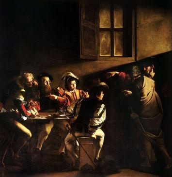 The_Calling_of_Saint_Matthew-Caravaggo