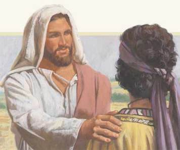 jesus with rich young man