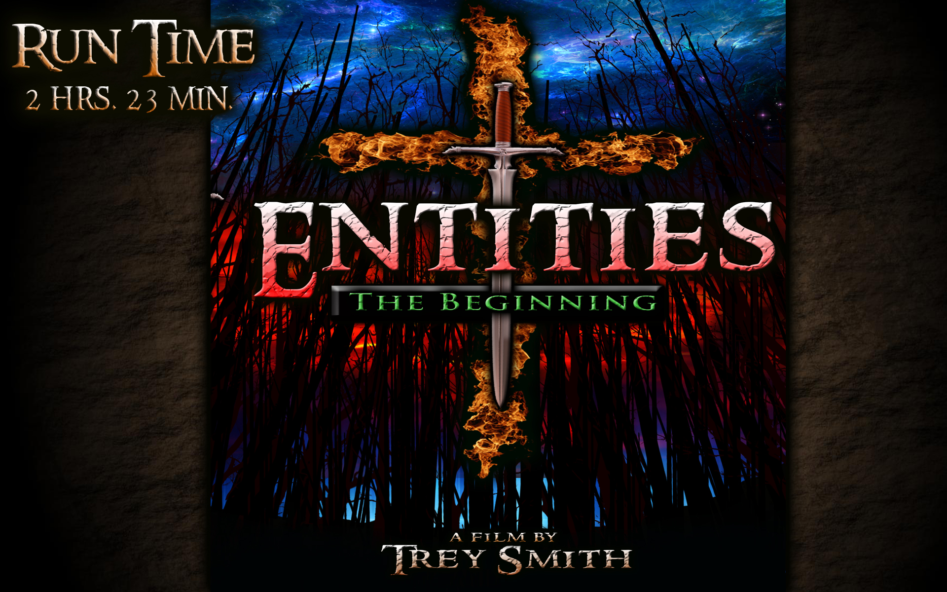 Entities The Beginning God In A Nutshell Project