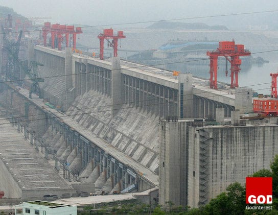 The Three Gorges Dam Project