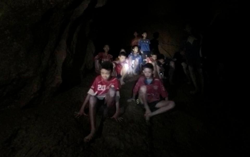 Thailand Cave Rescue The Science Behind Thailand's Unstable Caves